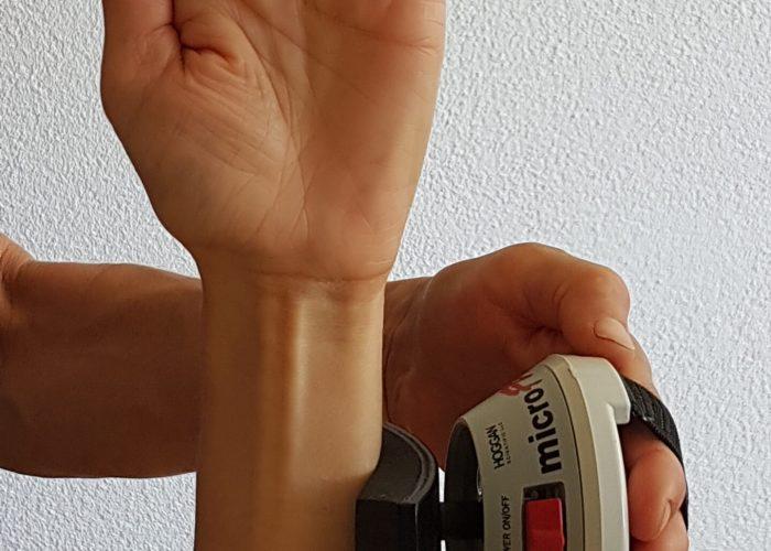 Kraftmessung mit dem Dynamometer